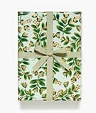 how to wrap a gift wrapping paper