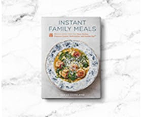 instant family meals cookbook