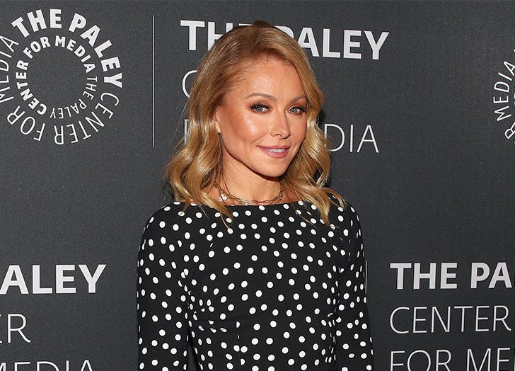 Kelly Ripa Swears by *This* $10 Drugstore Product to Touch Up Her Grays