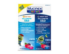 mucinex juinior cold day and night