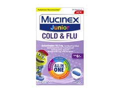 mucinex kids cold and flu