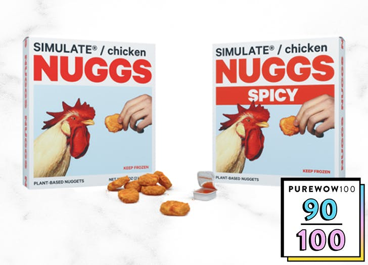 nuggs plant based chicken nugget review boxes