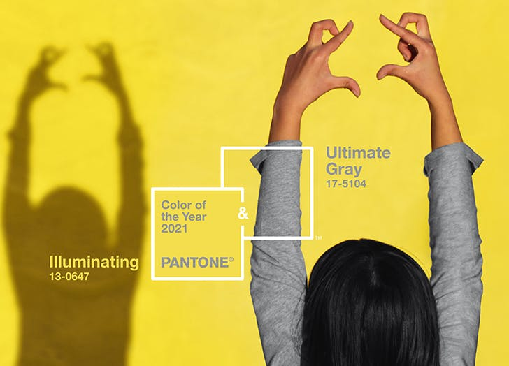 Pantone Just Launched Not One, But Two Colors of the Year