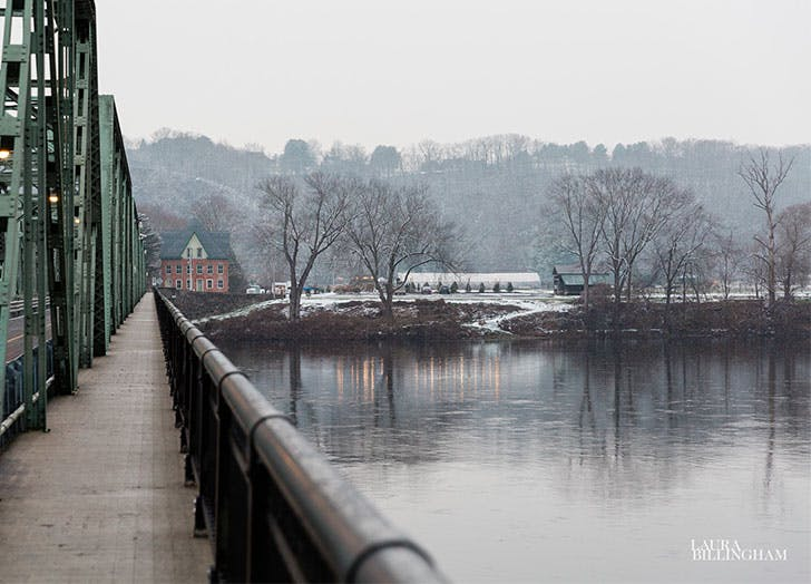 small towns in new jersey frenchtown