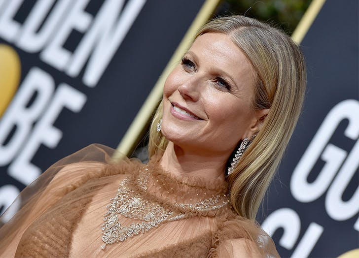 Gwyneth Paltrow Reveals She Doesnt Plan on Returning to Acting (Unless Her Husband Writes the Script)