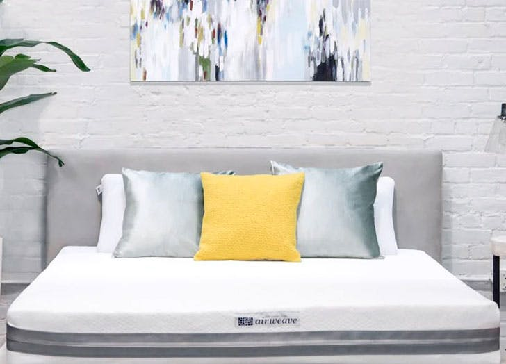The AirWeave Mattress Is 100% Washable…and It Solved an Editor's Back Pain