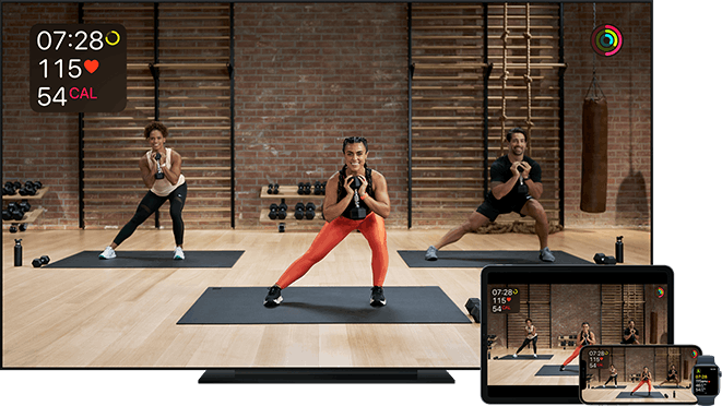 apple fitness plus review devices