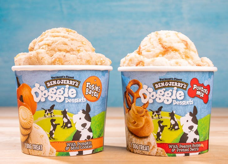 You Can Now Buy Ben & Jerry's for Your Dog