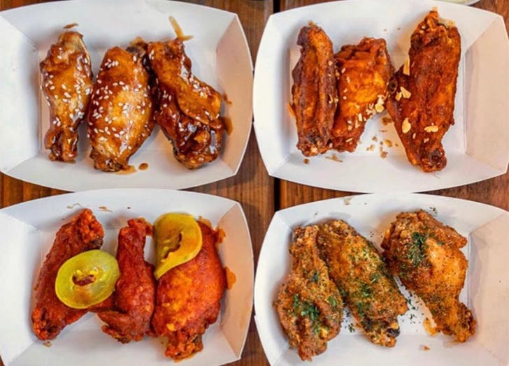 best chicken wings in nyc