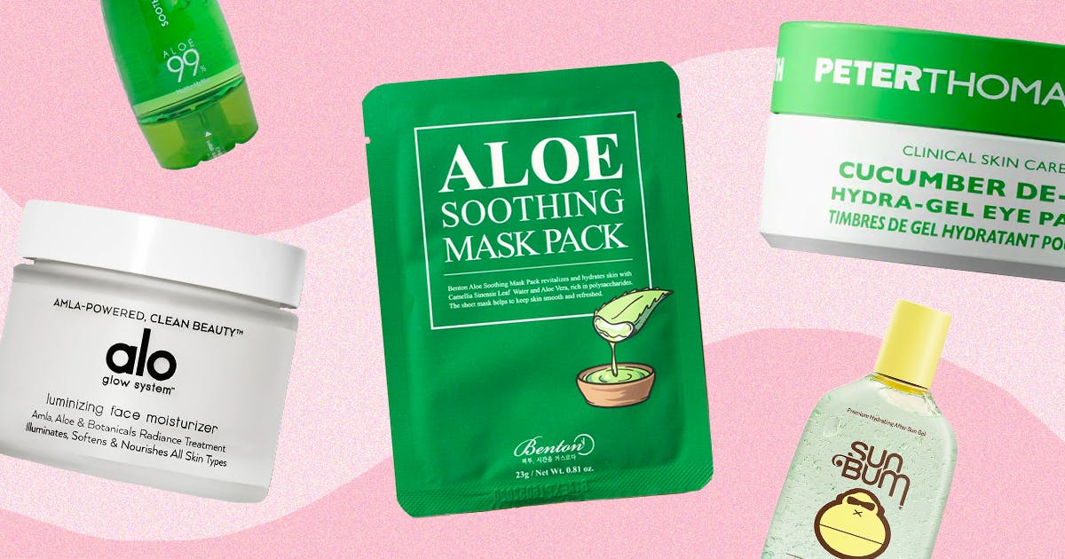 What is the Best Aloe Vera Gel to Use on Irritated Skin?