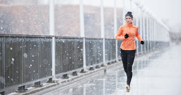 The Best Winter Running Gear, According to Those Who Regularly Brave Below Freezing Temperatures