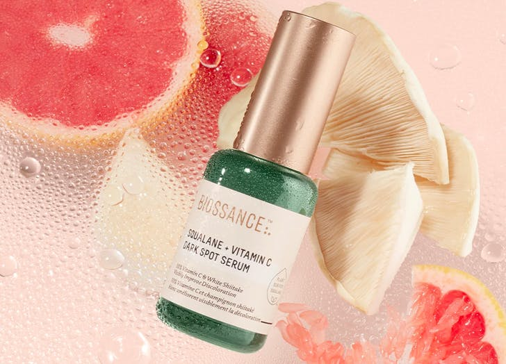 Got Dark Spots? Biossance Just Launched a Vitamin C Serum That Will Brighten Things Up