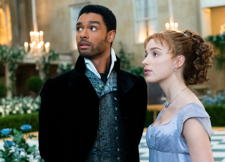 An Honest Review of the #2 Show on Netflix Right Now: 'Bridgerton'