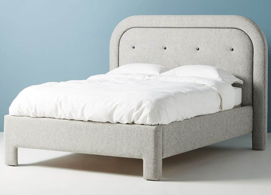 chic furniture from anthropologie deco bed