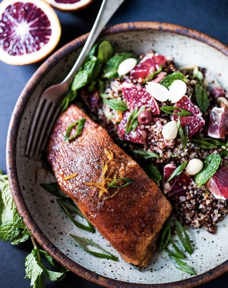 clean eating dinner recipes for two simple moroccan salmon recipe1