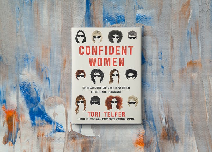 confident women tori telfer
