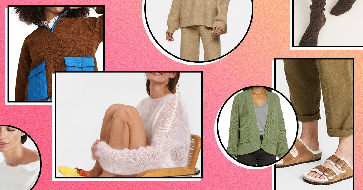 19 Super Cozy Pieces to Wrap Yourself in This Winter