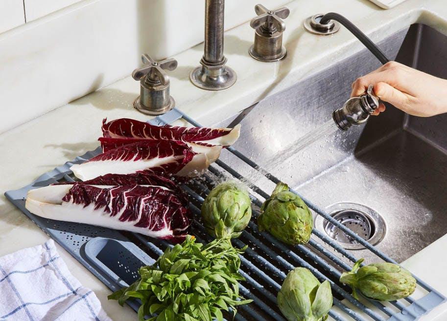 food52 drying rack review veggies