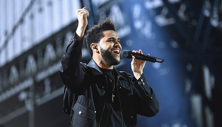 how to stream the super bowl the weeknd
