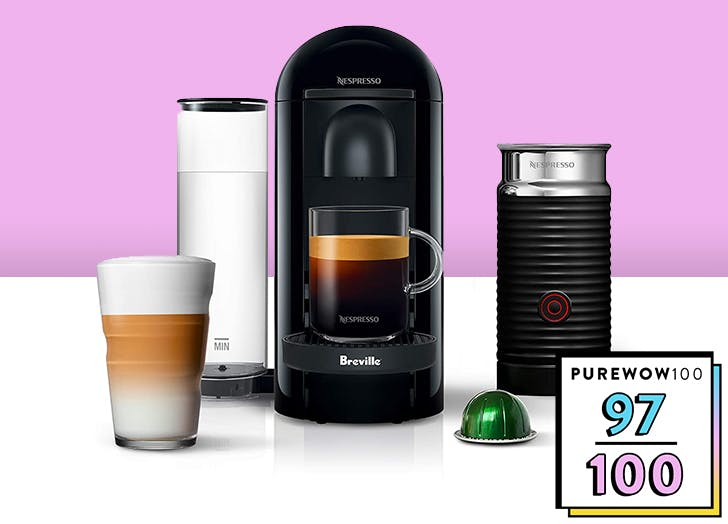 Watered Down Single-Serve Coffee Is a Thing of Past, Thanks to Nespresso VertuoPlus