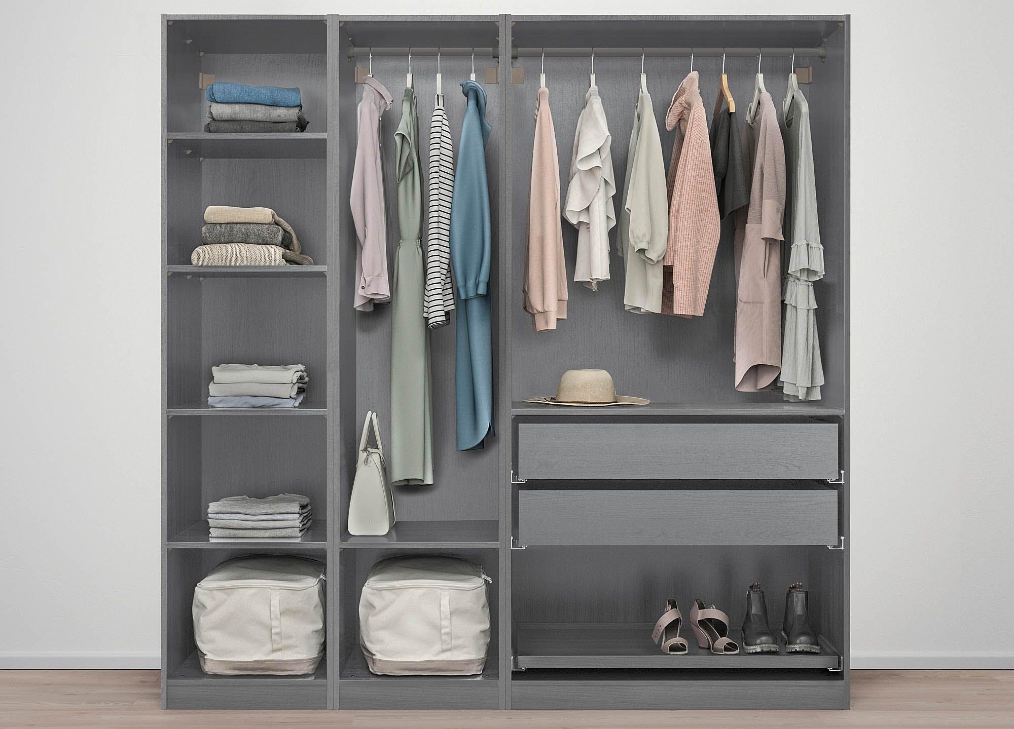 organizing roi closets