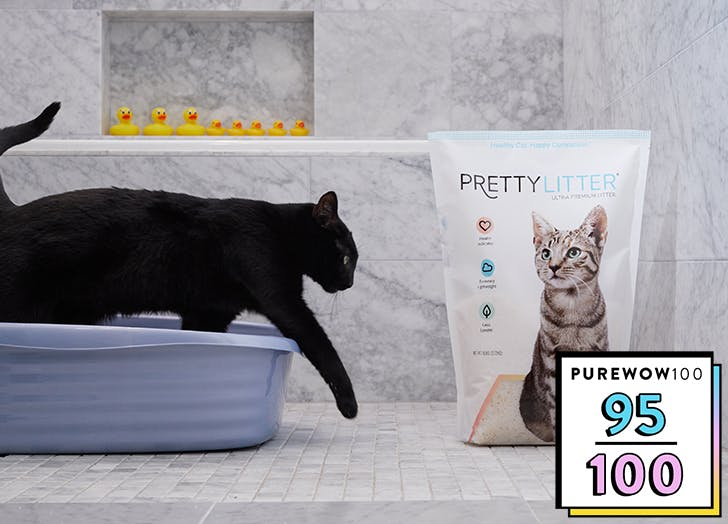 prettylitter review CAT