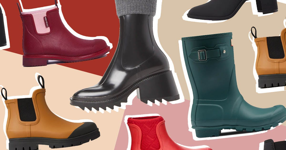 The 15 Best Rain Boots, Ranging From $29 to $565