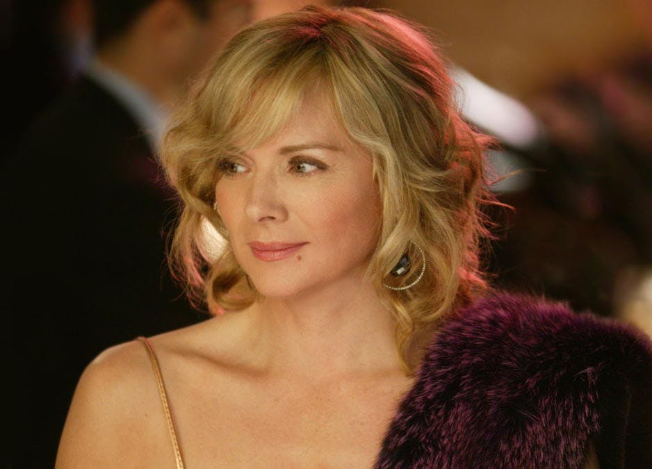 Image result for sex and the city samantha jones