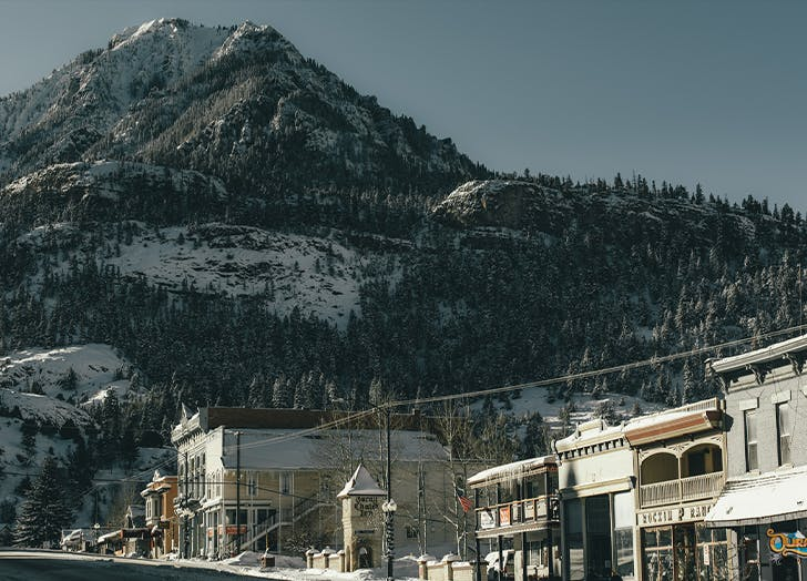 small towns in colorado Ouray