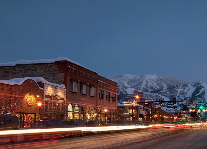 small towns in colorado Steamboat Springs