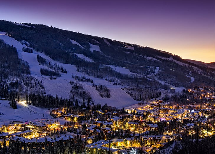 small towns in colorado Vail