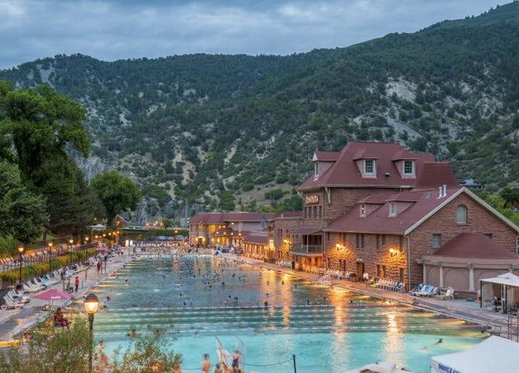 small towns in colorado Glenwood Springs