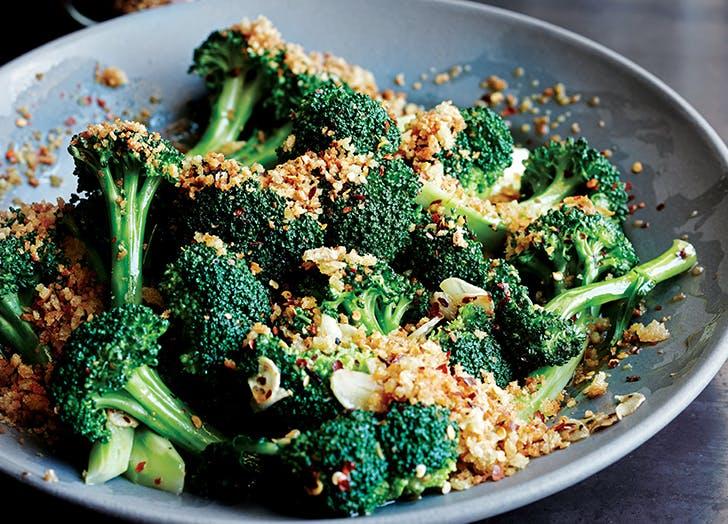 spicy broccoli saute recipe CAT