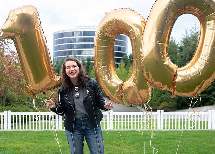 TikTok's Tori Dunlap Saved $100,000 In Three Years—Here's How She Did It