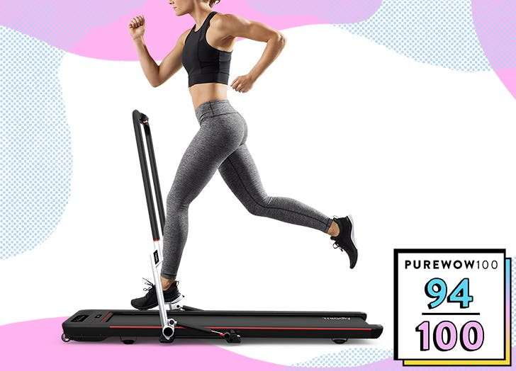 treadly 2 folding treadmill review CAT1