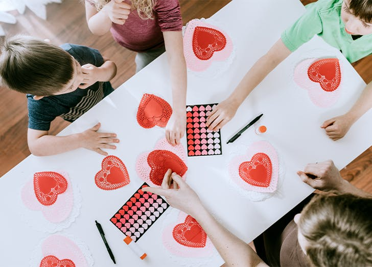 valentines crafts for kids 400