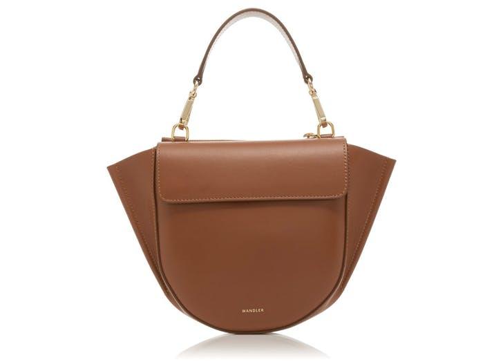 wandler brown bag january designer sale