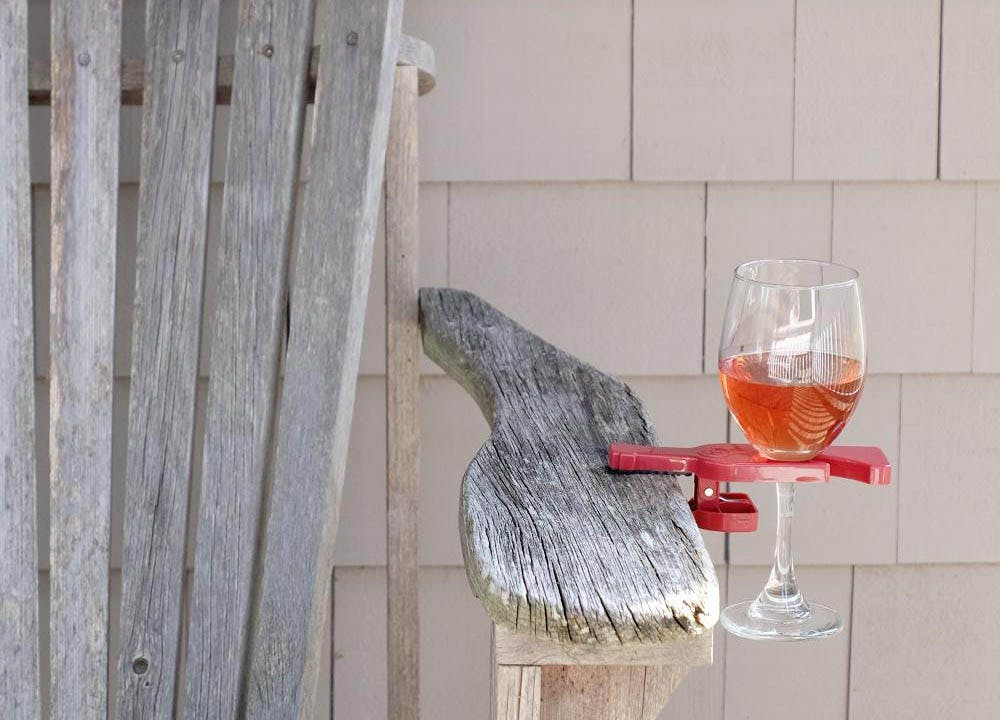wineGrasp review adirondack chair