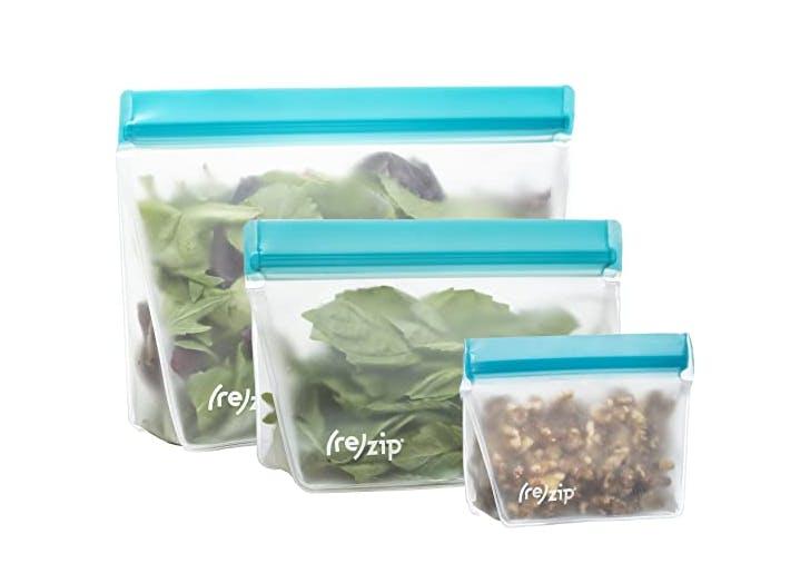 1. ReZip Reusable Storage bags reusable products