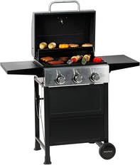 airbnb gas grill