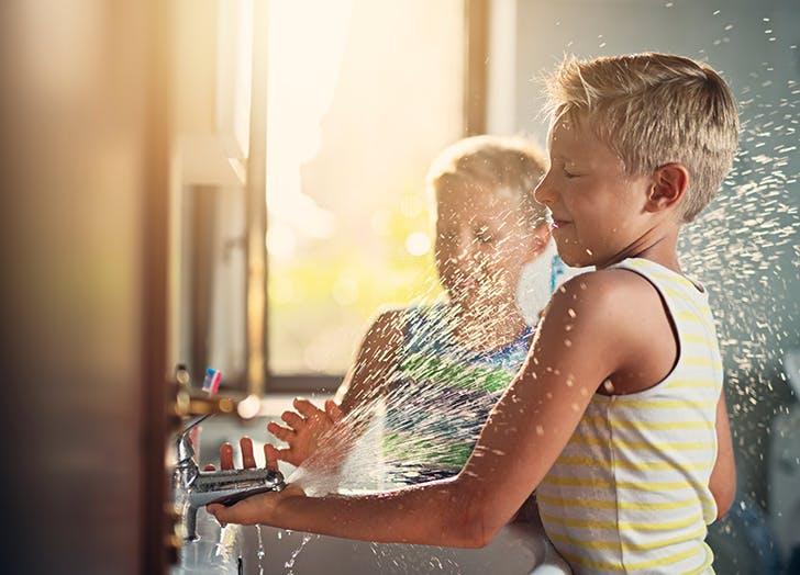 april fools pranks for kids water