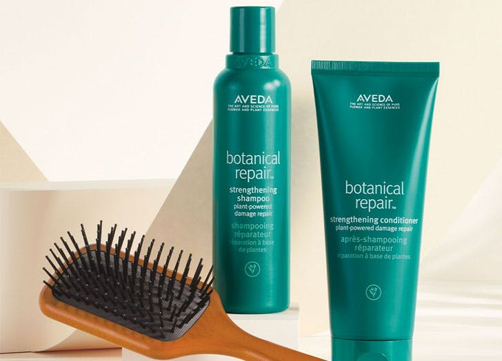 Avedas Botanical Repair Collection Saved My Dry, Damaged Strands