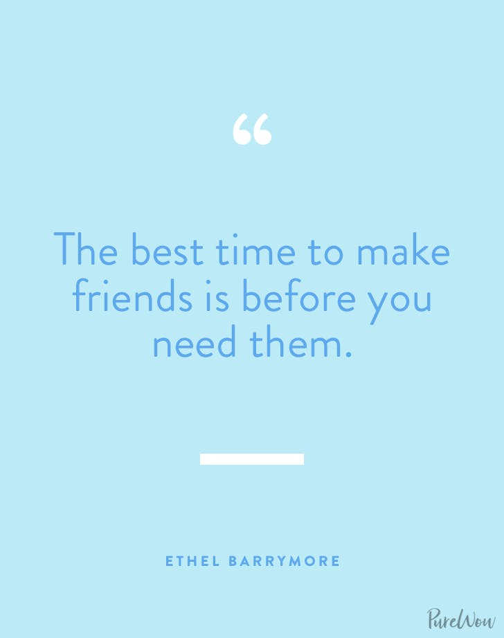 Friends me you quotes your over choose 25 Quotes