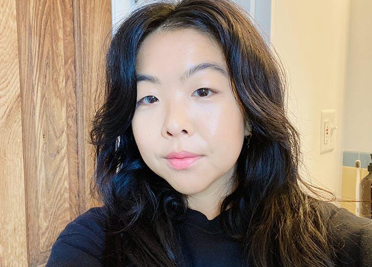 becca cosmetics skin love glow glaze stick review selfie