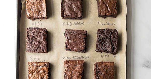 What's the Best Brownie Mix? Here Are 10 for Every Type of Sweet Tooth
