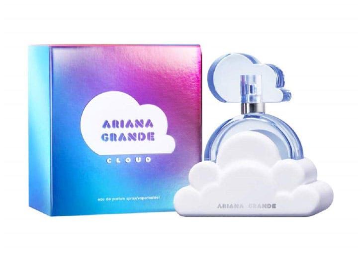best celebrity perfumes ariana grande1
