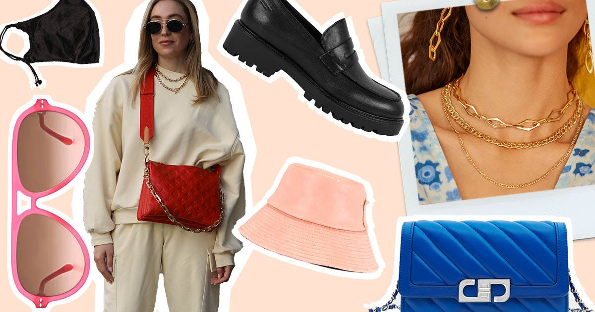 14 Cool (But Wearable) Accessories We'll Be Buying For Spring