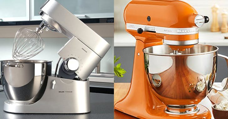 The Best Stand Mixer for Every Kind of Baker (Whether You Belong on 'Nailed It' or 'The Great British Bake Off')