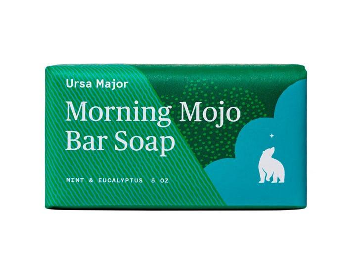 best natural soap Ursa Major Morning Mojo Bar Soap