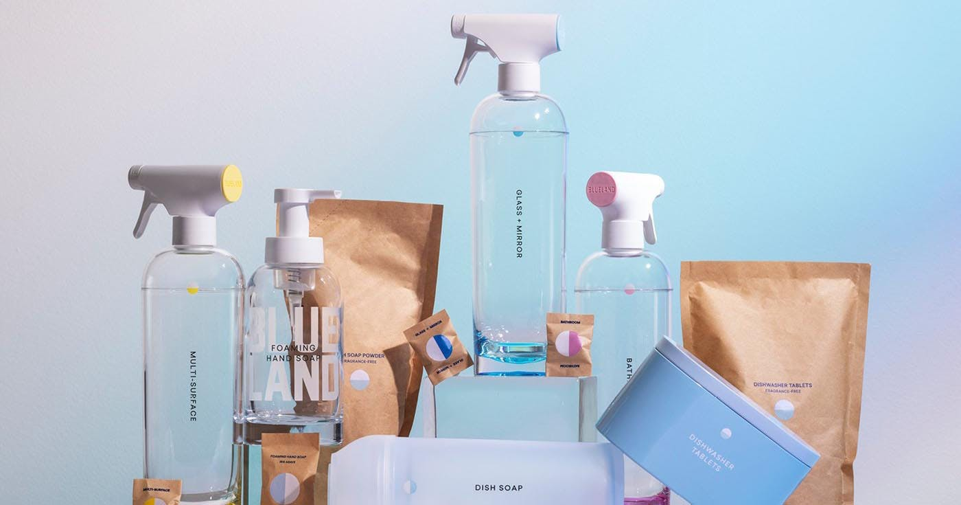 Blueland, Reviewed: These Eco-Friendly Cleaners Live Up to the Hype (But There's One I Wouldn't Refill)